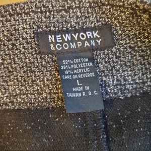 Long pencil skirt New York and company